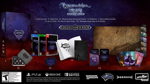 NEVERWINTER NIGHTS ENHANCED EDITION COLLECTORS PACK - XBOX ONE GAME