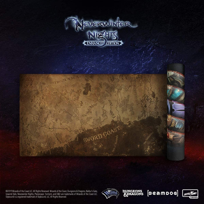 NEVERWINTER NIGHTS ENHANCED EDITION COLLECTORS PACK - PS4 GAME