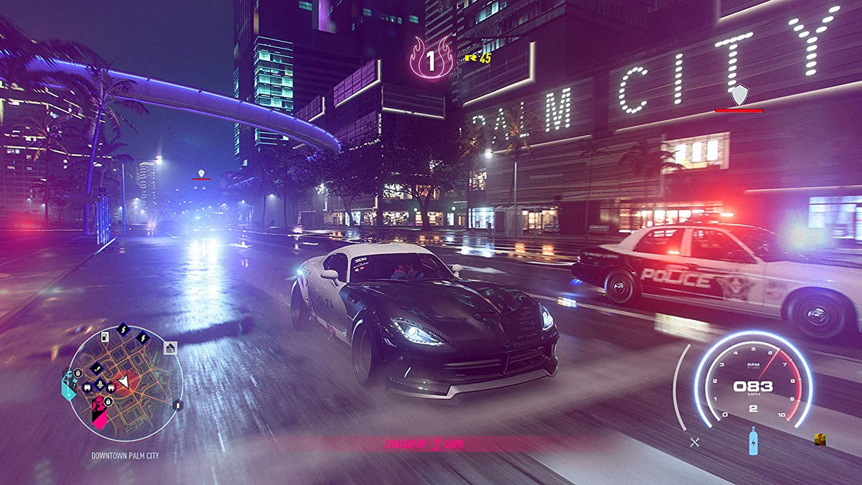 NEED FOR SPEED NFS HEAT - PS4 GAME