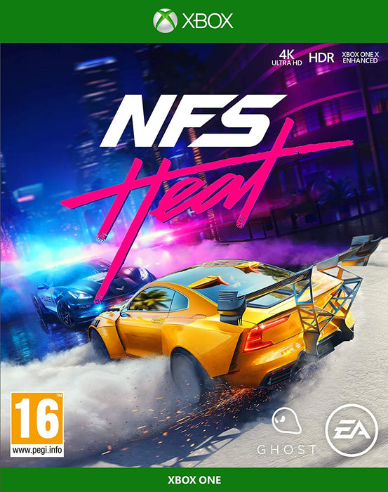 NEED FOR SPEED NFS HEAT - XBOX ONE GAME
