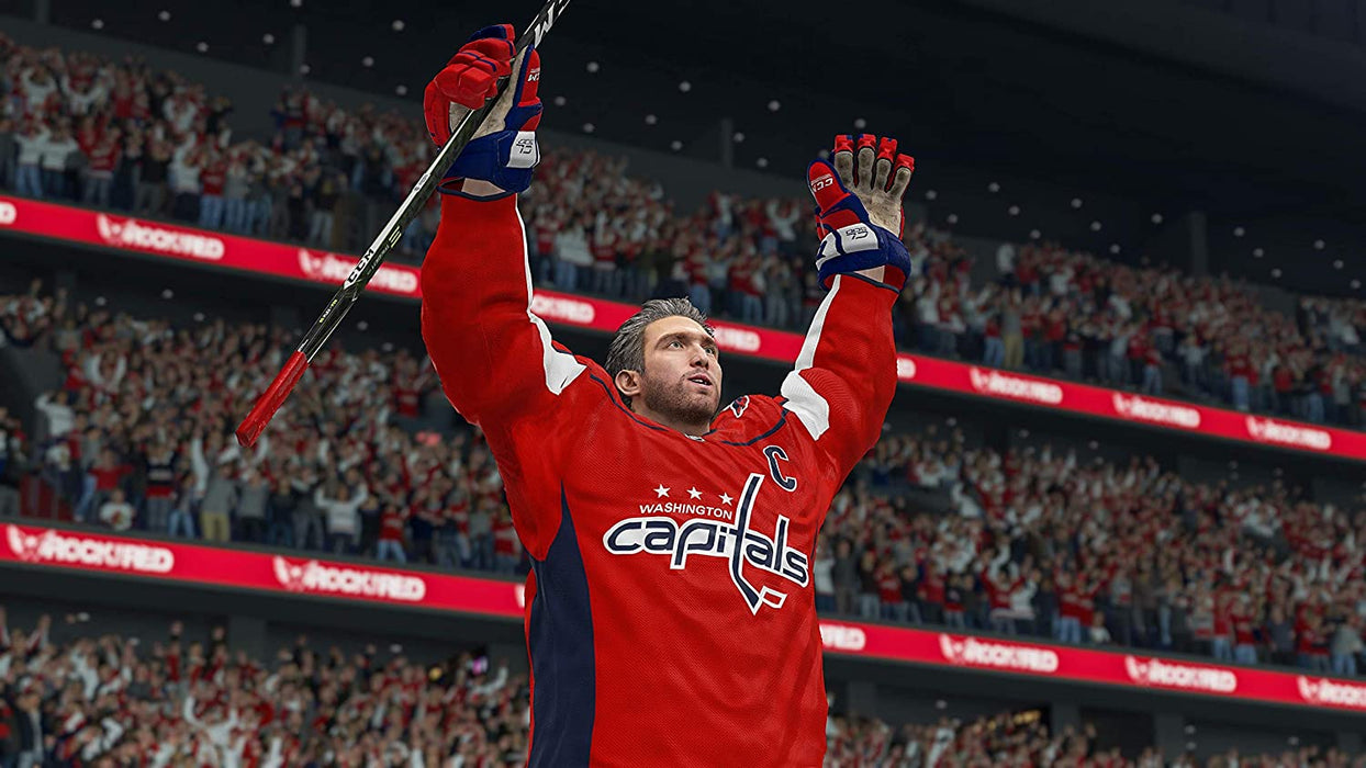 EA SPORTS NHL 21 ICE HOCKEY - PS4 GAME