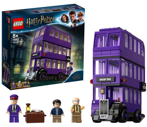 LEGO 75957 HARRY POTTER WIZARDING WORLD THE KNIGHT BUS