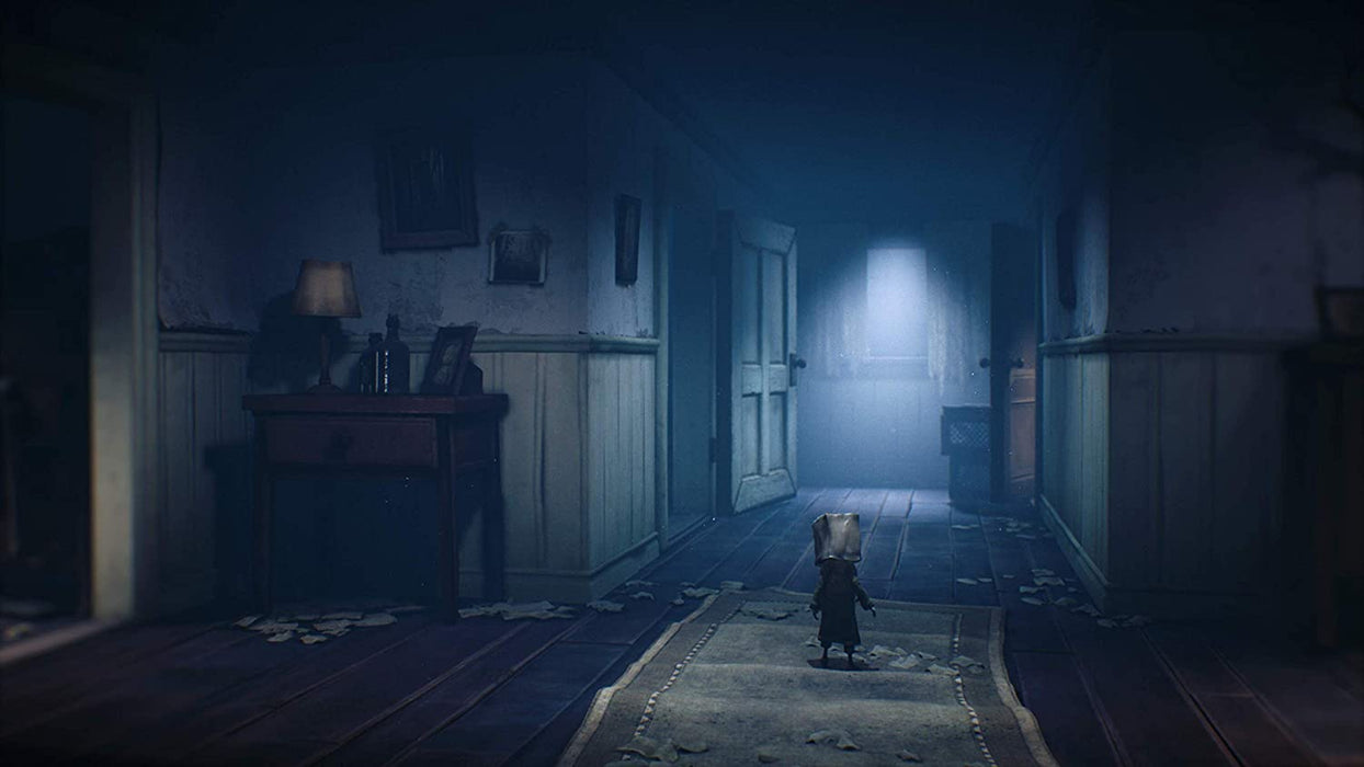 LITTLE NIGHTMARES II DAY ONE EDITION  - PS4 GAME