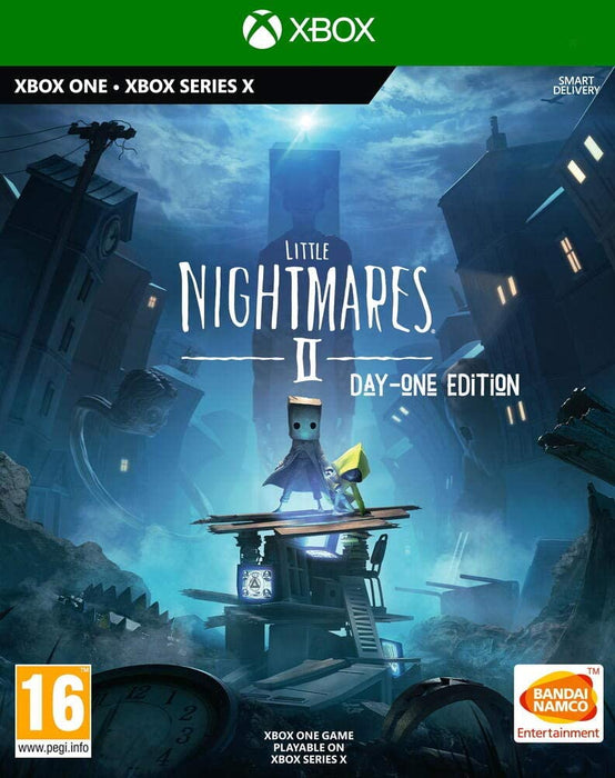 LITTLE NIGHTMARES II DAY ONE EDITION - SERIES X & XBOX ONE GAME