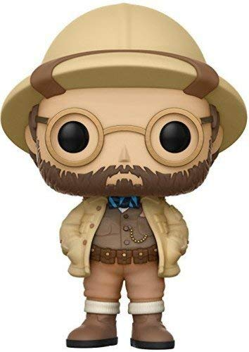 FUNKO POP! MOVIES: JUMANJI PROFESSOR SHELLY OBERON #495