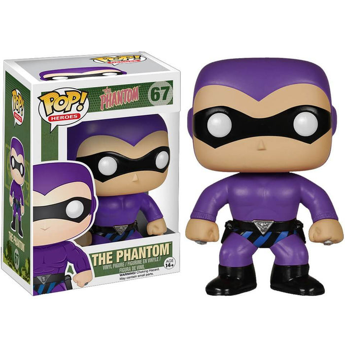 FUNKO POP! HEROES: THE PHANTOM #67