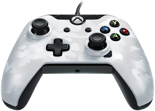 PDP WIRED CONTROLLER FOR XBOX ONE & WINDOWS - GHOST WHITE
