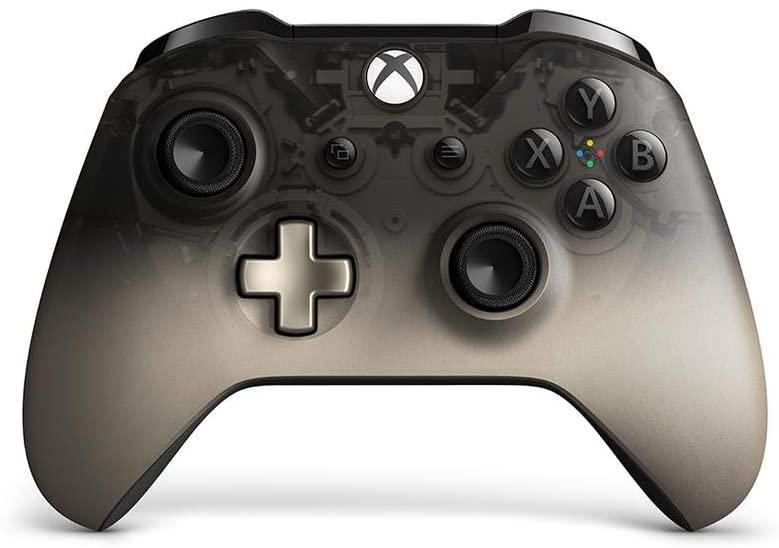 MICROSOFT XBOX ONE WIRELESS CONTROLLER - PHANTOM BLACK