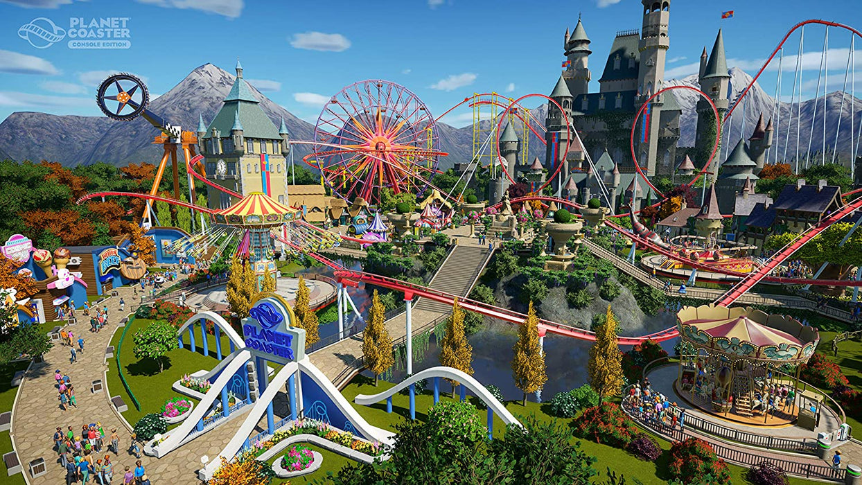 PLANET COASTER CONSOLE EDITION - PS5 GAME