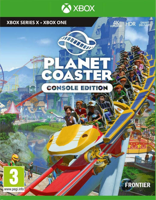 PLANET COASTER CONSOLE EDITION - XBOX ONE & SERIES X GAME