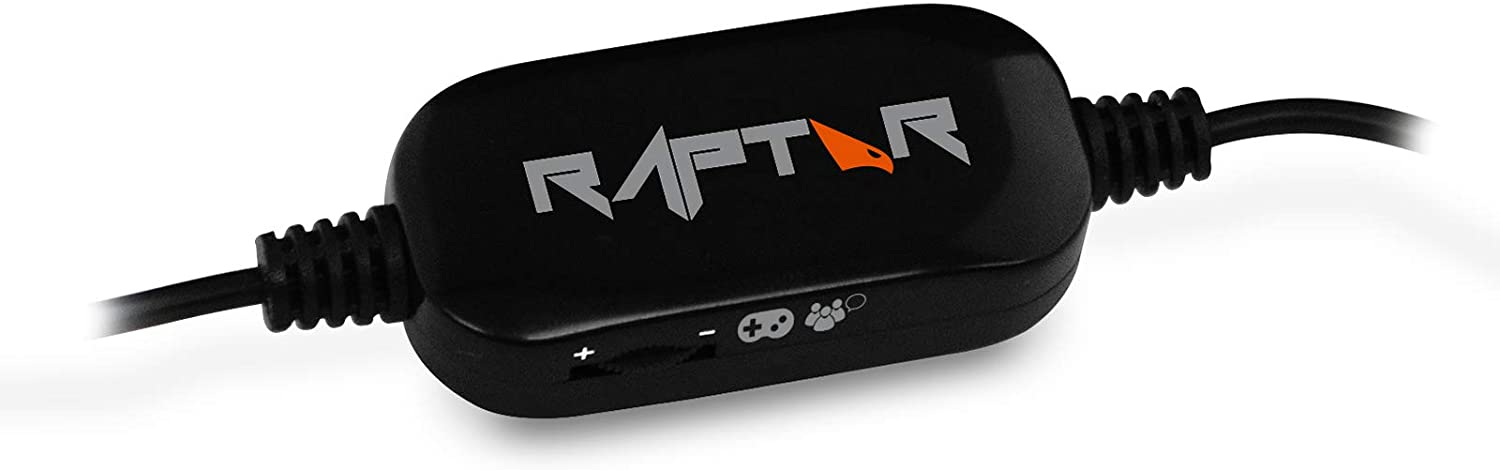 STEALTH RAPTOR MULTI-PLATFORM GAMING HEADSET