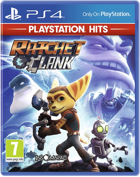 RATCHET & CLANK - PLAYSTATION HITS - PS4 GAME