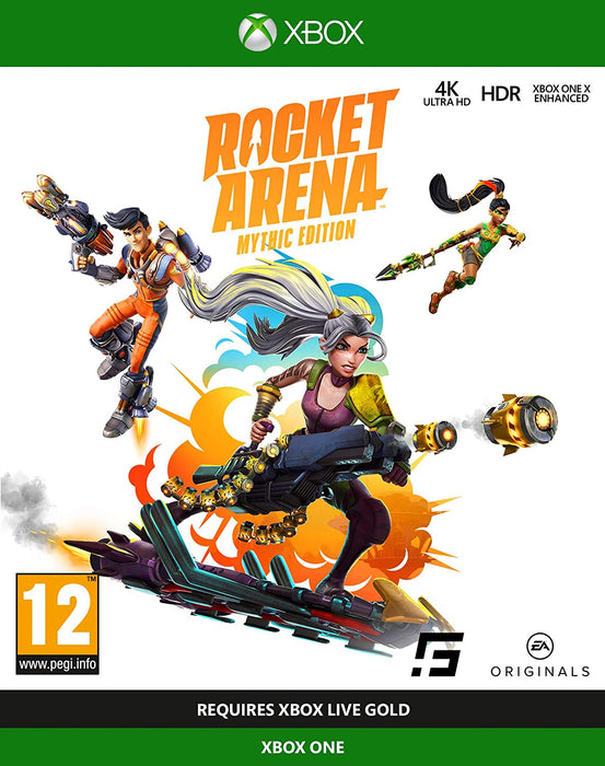 ROCKET ARENA MYTHIC EDITION - XBOX ONE GAME