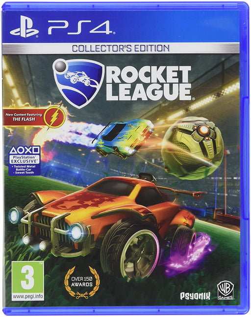 ROCKET LEAGUE COLLECTORS EDITION - PS4 GAME