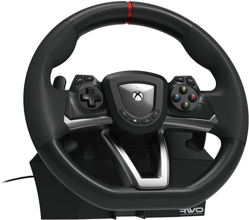HORI RACING WHEEL OVERDRIVE WITH PEDALS FOR SERIES X & XBOX ONE