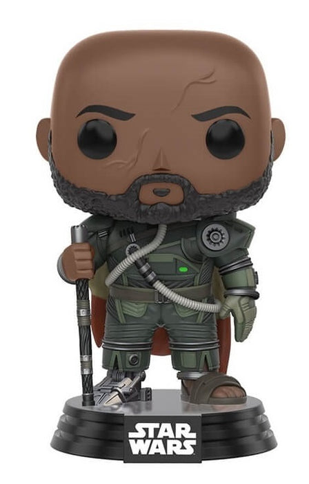 FUNKO POP! STAR WARS ROGUE ONE SAW GERERRA BOBBLEHEAD #153