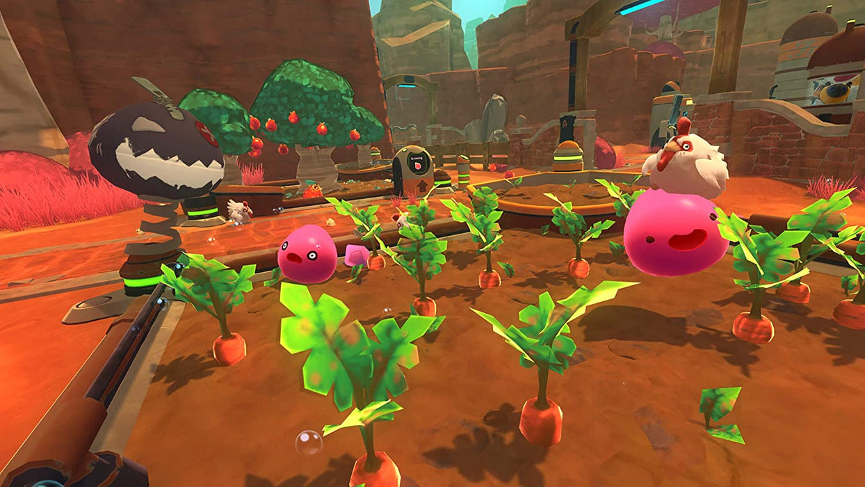 SLIME RANCHER DELUXE EDITION - XBOX ONE GAME