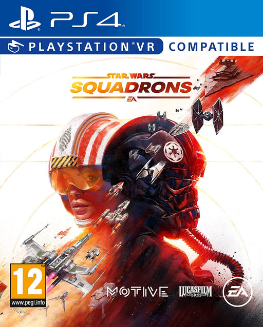 STAR WARS SQUADRONS (PSVR COMPATIBLE) - PS4 GAME