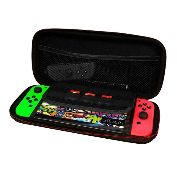 STEALTH PREMIUM TRAVEL CASE FOR NINTENDO SWITCH