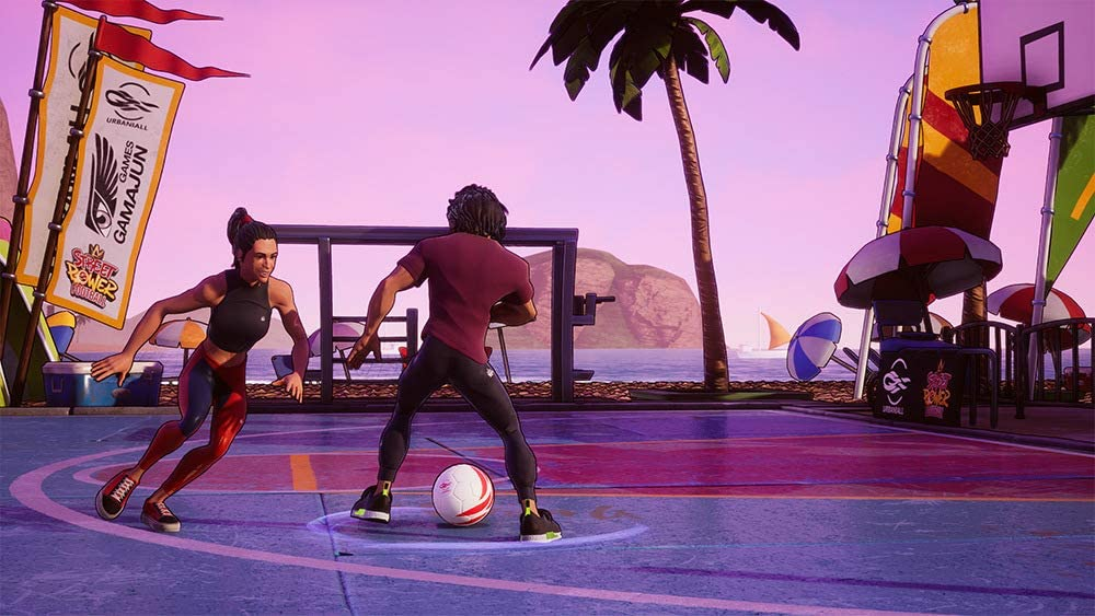 STREET POWER FOOTBALL - NINTENDO SWITCH GAME