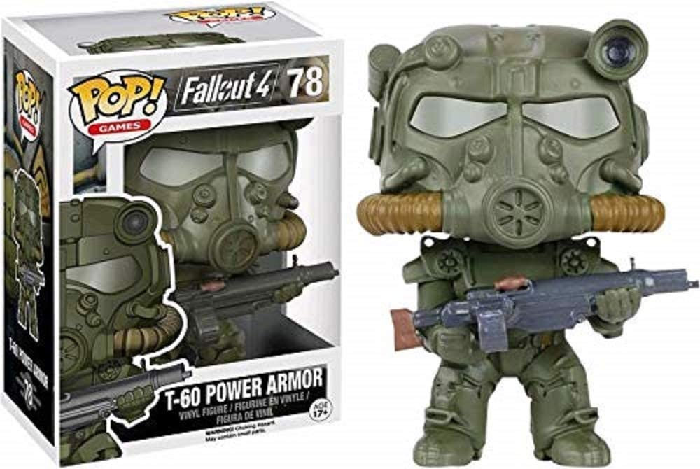 FUNKO POP! GAMES: FALLOUT 4 T-60 POWER ARMOUR #78