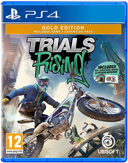 TRIALS RISING: GOLD EDITION  PS4 GAME