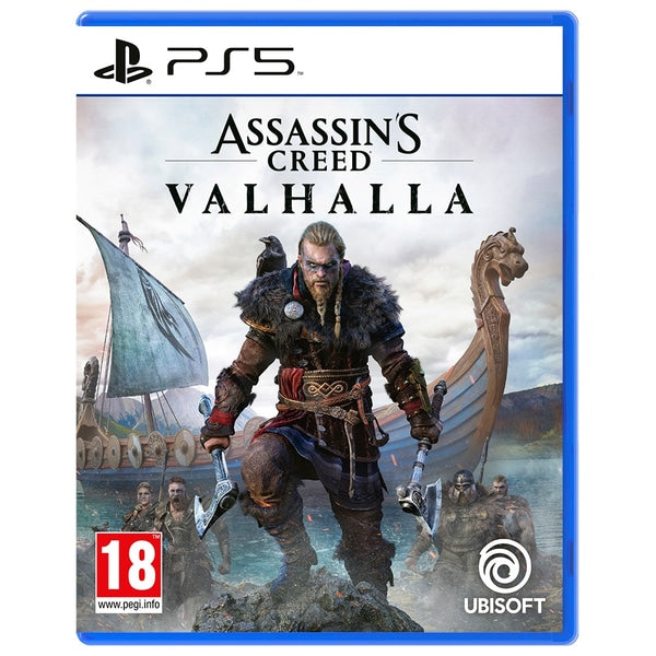 ASSASSINS CREED: VALHALLA - PS5 GAME