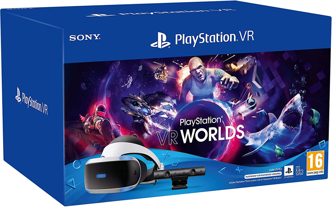 SONY PLAYSTATION VR STARTER PACK