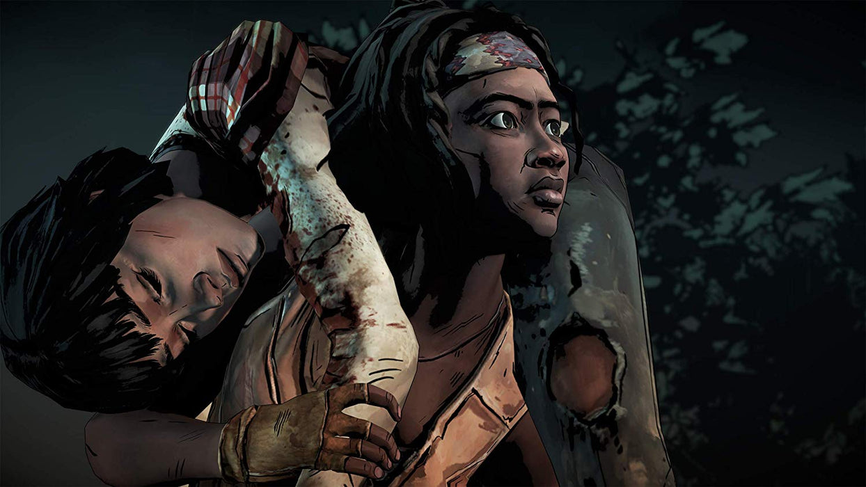 THE WALKING DEAD: THE TELLTALE DEFINITIVE SERIES - PS4 GAME