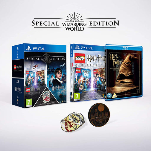 HARRY POTTER WIZARDING WORLD SPECIAL EDITION - PS4 GAME