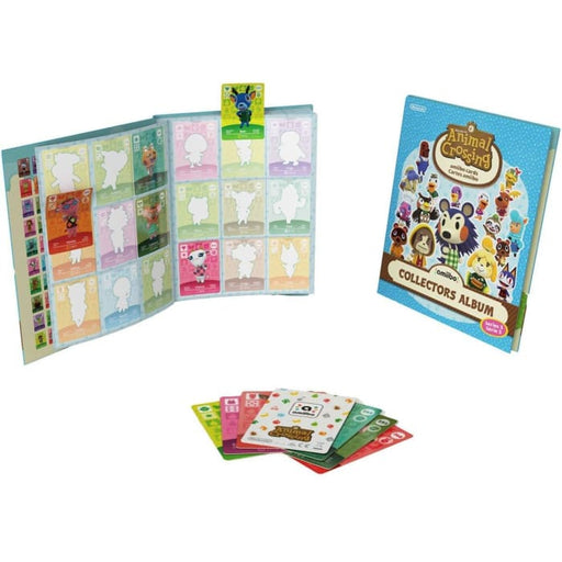 ANIMAL CROSSING AMIIBO COLLECTORE ALBUM SERIES 3 NINTENDO 3DS WII U