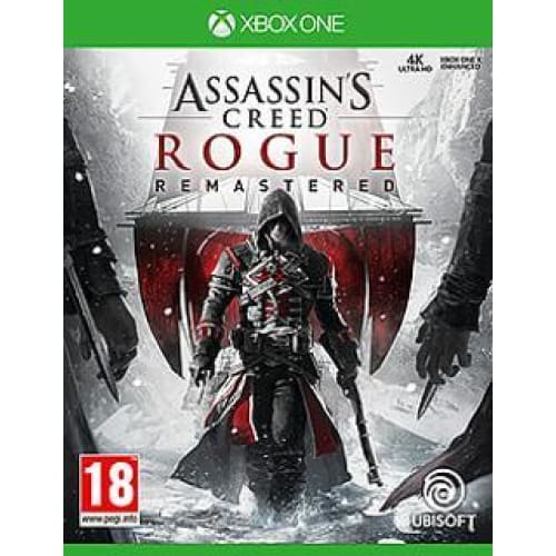 ASSASSIN`S CREED ROGUE REMASTERED XBOX ONE