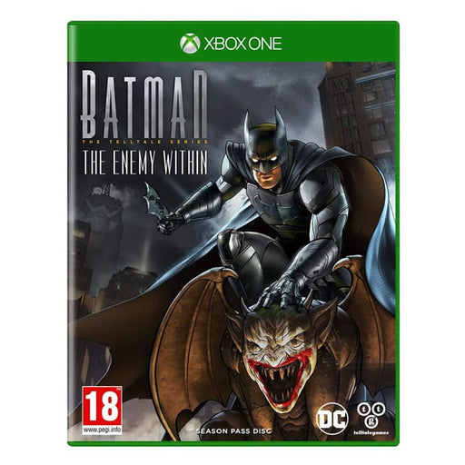 BATMAN: THE ENEMY WITHIN - THE TELLTALE SERIES - XBOX ONE GAME