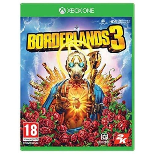 BORDERLANDS 3 XBOX ONE INC GOLD WEAPON BONUS SKIN PACK DLC NEW