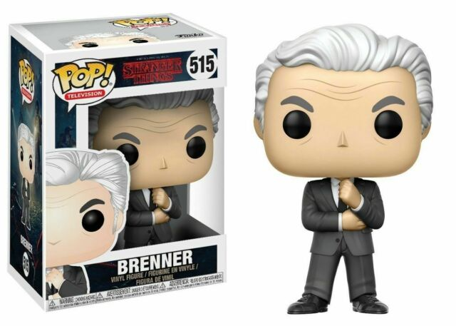 FUNKO POP! TELEVISION: STRANGER THINGS BRENNER #515