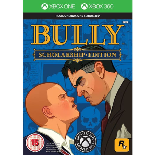 BULLY SCHOLARSHIP EDITION XBOX ONE & XBOX 360