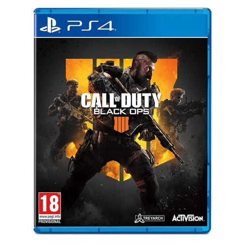 CALL OF DUTY: BLACK OPS 4 - PS4 GAME
