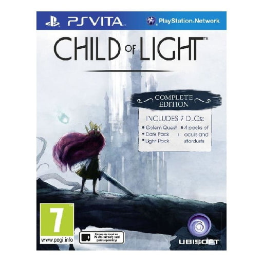 CHILD OF LIGHT: COMPLETE EDITION - PLAYSTATION VITA GAME