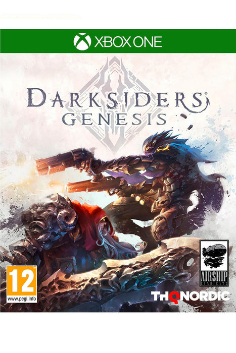 DARKSIDERS GENESIS - XBOX ONE GAME