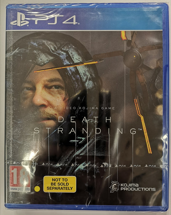 DEATH STRANDING - PS4 GAME
