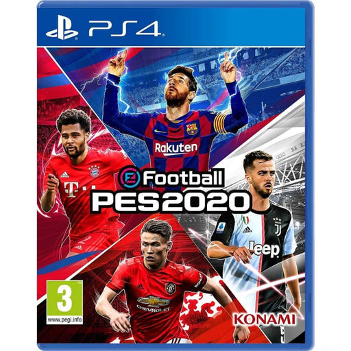 eFOOTBALL PES 2020 - PS4 GAME