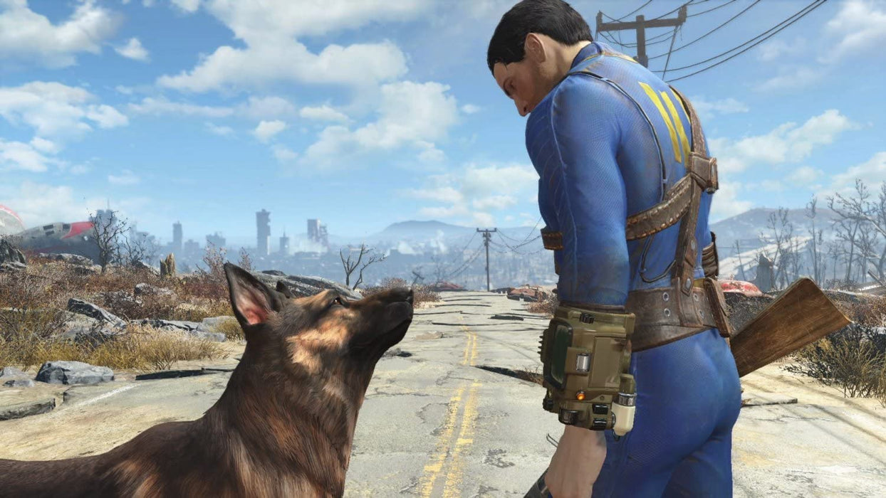 FALLOUT 4 GOTY - PS4 GAME