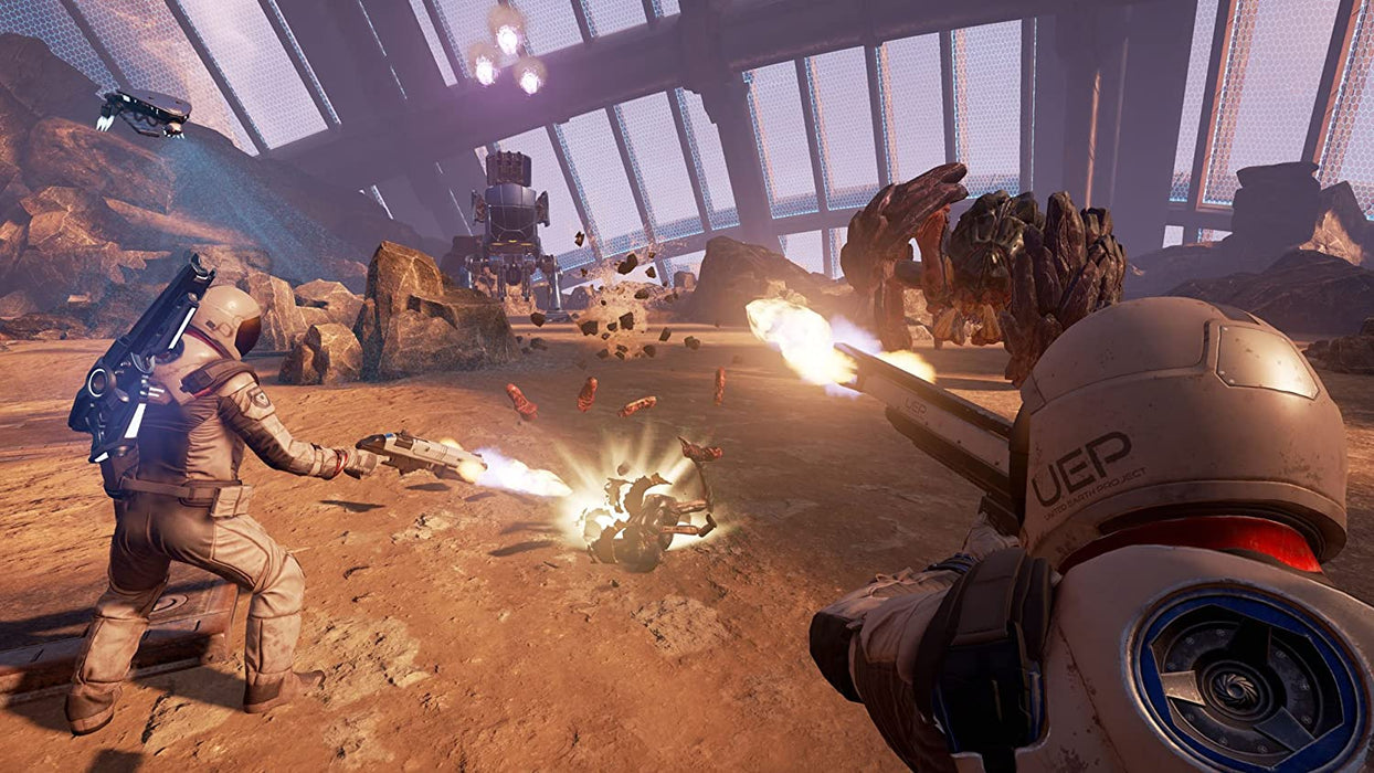 FARPOINT VR PSVR - PS4 GAME