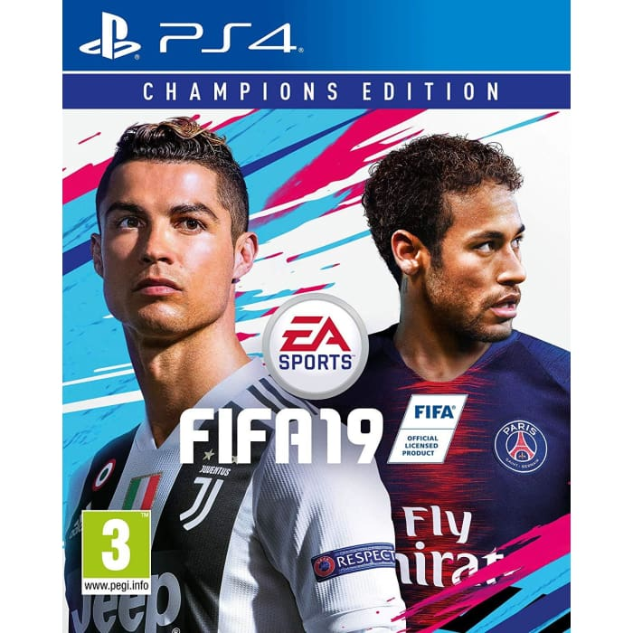 FIFA 19 CHAMPIONS EDITION - PS4 GAME