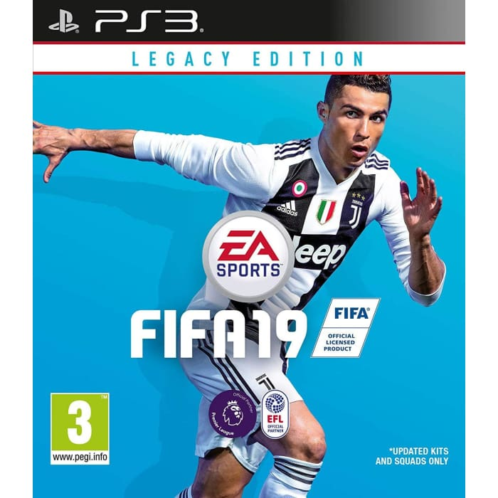 FIFA 19 LEGACY EDITION - PS3 GAME