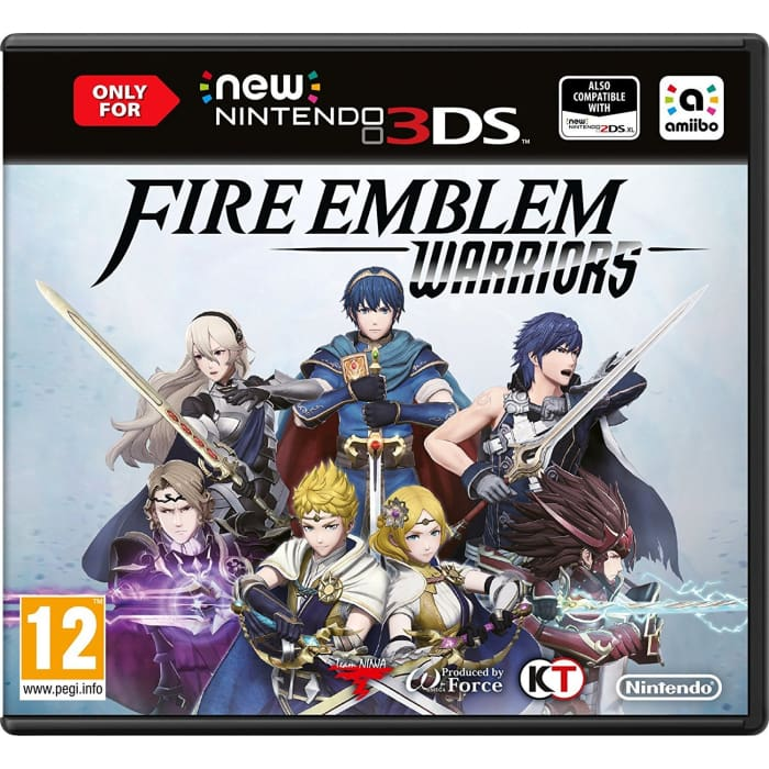 FIRE EMBLEM WARRIORS - NINTENDO 3DS GAME