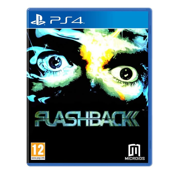 FLASHBACK 25TH ANNIVERSARY COLLECTORS EDITION - PS4 GAME