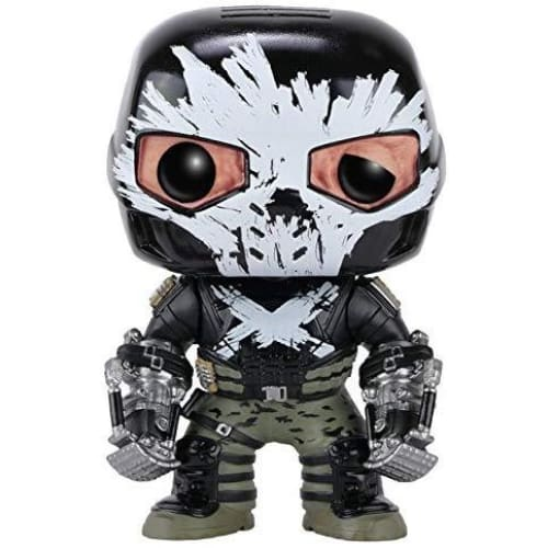 FUNKO POP! CAPTAIN AMERICA CIVIL WAR CROSSBONES BOBBLEHEAD #134