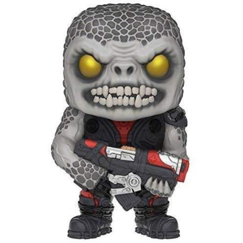 FUNKO POP! GAMES: GEARS OF WAR LOCUST DRONE #117