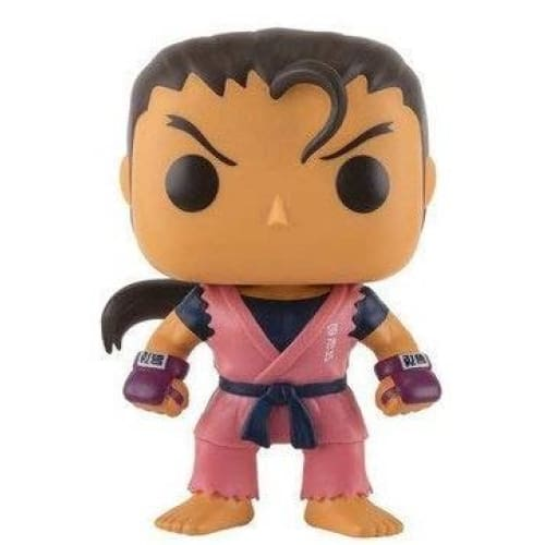 FUNKO POP! GAMES: STREET FIGHTER DAN #142